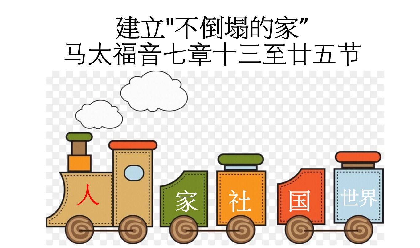 2021年5月30日粤语崇拜讲道